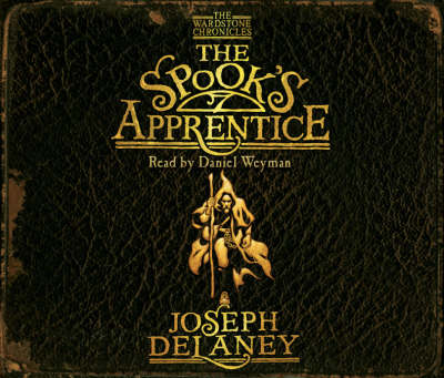 The Spook's Apprentice: Book 1 - The Wardstone Chronicles 1 (CD-Audio)