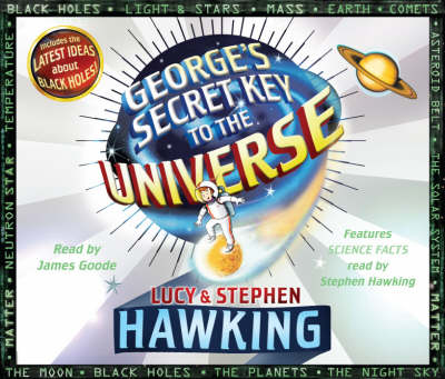 George's Secret Key to the Universe - George's Secret Key to the Universe 1 (CD-Audio)
