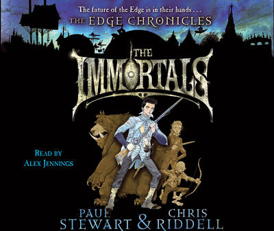 Edge Chronicles 10: The Immortals, The (CD-Audio)