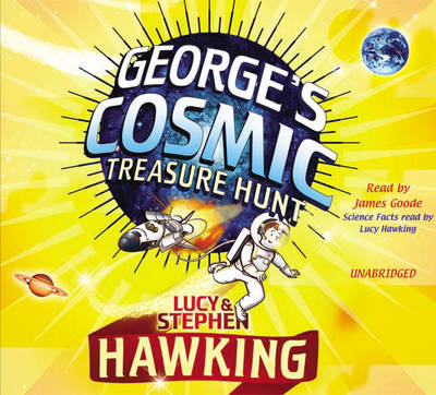 George's Cosmic Treasure Hunt - George's Secret Key to the Universe 2 (CD-Audio)