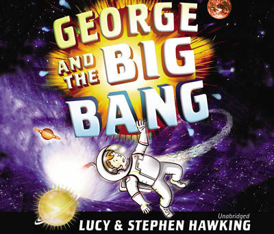 George and the Big Bang (CD-Audio)