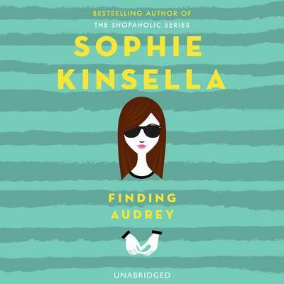 Finding Audrey (CD-Audio)