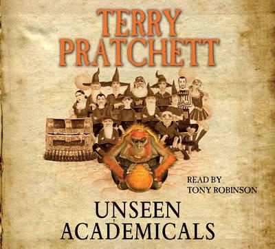 Unseen Academicals: (Discworld Novel 37) - Discworld Novels (CD-Audio)