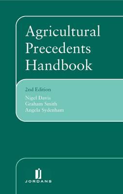 Agricultural Precedents Handbook (Hardback)