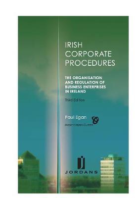 Irish Corporate Procedures (Paperback)