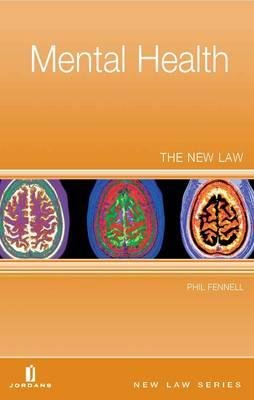Mental Health - Jordans New Law S. (Paperback)