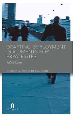 Drafting Employment Documents for Expatriates (Hardback)