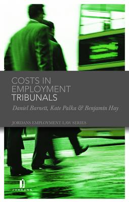 Costs in Employment Tribunals (Hardback)