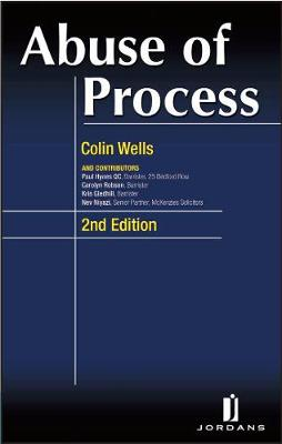 Abuse of Process (Paperback)