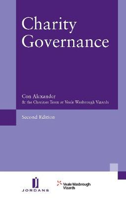 Charity Governance (Hardback)