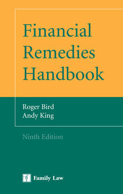 Financial Remedies Handbook (Paperback)