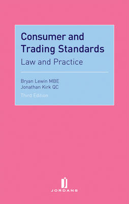 Consumer and Trading Standards 2013: Law and Practice (Paperback)