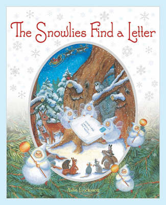The Snowlies Find a Letter (Hardback)