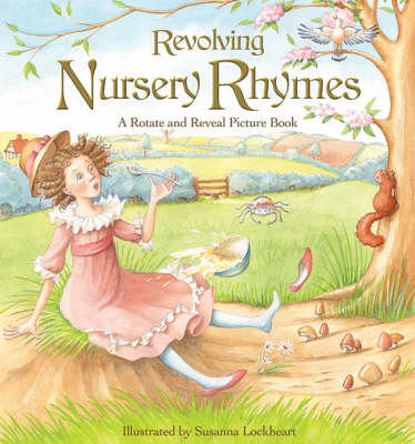 Revolving Nursery Rhymes (Hardback)