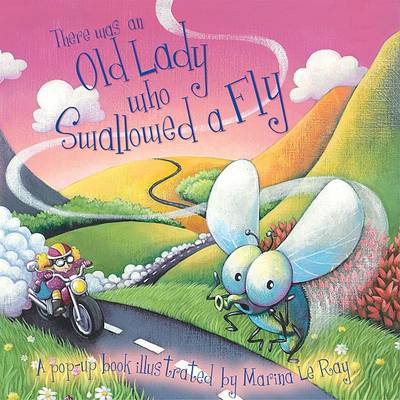 There Was an Old Lady Who Swallowed a Fly - Pop-Up Storybooks (Hardback)
