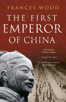 The First Emperor of China (Paperback)