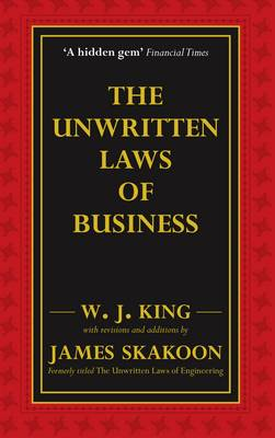 The Unwritten Laws of Business (Paperback)