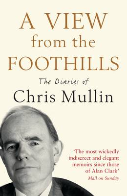 A View From The Foothills: The Diaries of Chris Mullin (Paperback)
