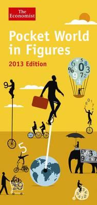 Pocket World in Figures 2013 (Hardback)