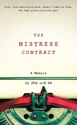 The Mistress Contract (Hardback)