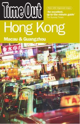 """Time Out"" Hong Kong (Paperback)"