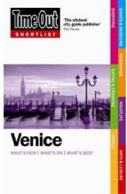 """Time Out"" Shortlist Venice (Paperback)"