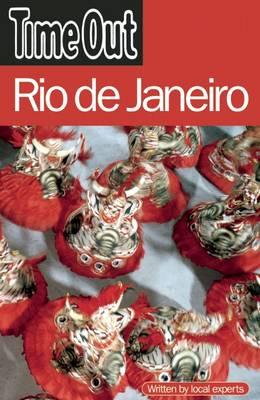 """""""Time Out"""" Rio De Janeiro (Paperback)"""