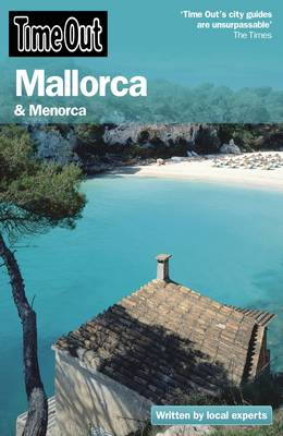 Time Out Mallorca and Menorca (Paperback)