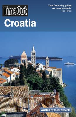 Time Out Croatia (Paperback)