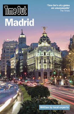 Time Out Madrid (Paperback)
