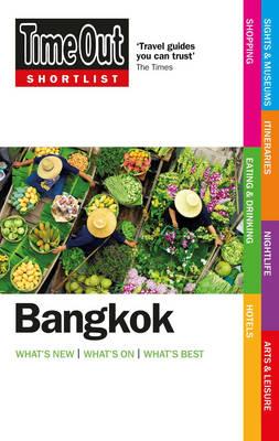 """""""Time Out"""" Shortlist Bangkok (Paperback)"""