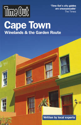 Time Out Cape Town: Winelands and the Garden Route (Paperback)