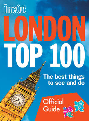Time Out London Top 100 (Paperback)