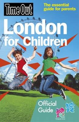 Time Out London for Children 2012 (Paperback)