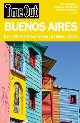 Time Out Buenos Aires City Guide (Paperback)