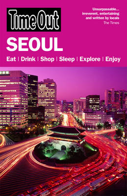Time Out Seoul (Paperback)