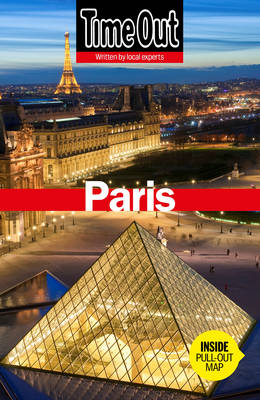 Time Out Paris (Paperback)