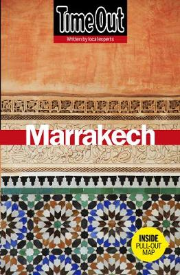 Time Out Marrakech City Guide (Paperback)