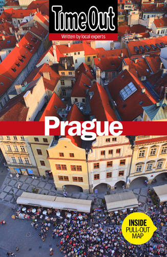 Time Out Prague City Guide (Paperback)