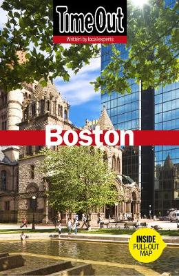Time Out Boston City Guide (Paperback)