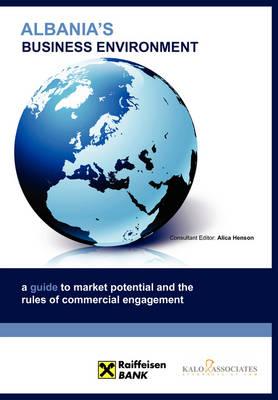Albania's Business Environment (Paperback)