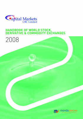 handbook of world stock derivatives and commodity exchanges