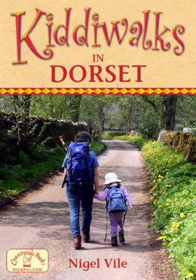 Kiddiwalks in Dorset - Kiddiwalks (Paperback)