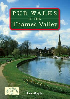 Pub Walks in the Thames Valley - Pub Walks (Paperback)