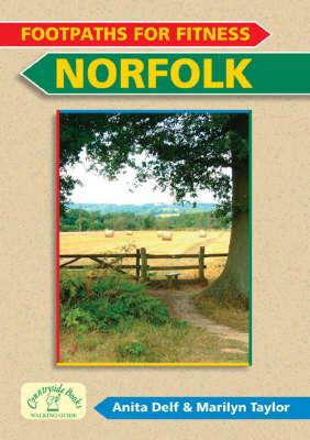 Footpaths for Fitness: Norfolk (Paperback)