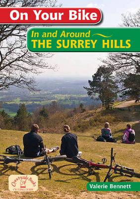 On Your Bike in the Surrey Hills - On Your Bike (Spiral bound)