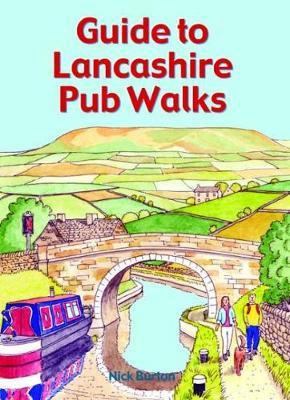 Guide to Lancashire Pub Walks - Pub Walks (Paperback)