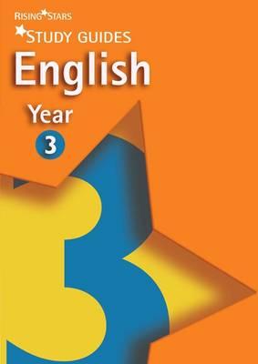 Rising Stars Study Guides English Year 3 - Rising Stars Study Guides Series (Paperback)