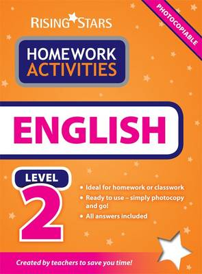 RS Homework Activites English Level 2 - RS Homework Activities (Paperback)