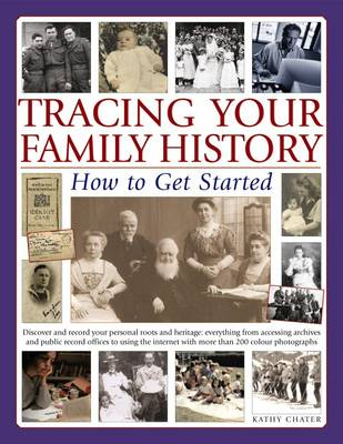 Tracing Your Family History How to Get Started (Paperback)